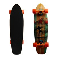 Wholesale Lovesporter quot Cruiser Board Complete Maple Skateboarding Skate Board for Beginners and Professional