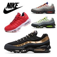 stussy - Stussy x Nike Air Max Running Shoes For Men original nike airmax full support air cushion mens sneakers