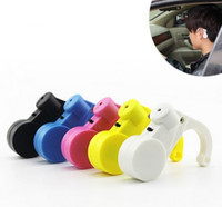 Wholesale Hot Anti Sleep Alarm for Driver and Student Safe Device Anti Sleep Drowsy Alarm Alerm Good for resale Free DHL