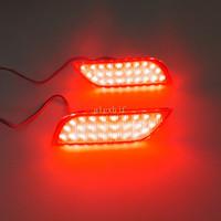 Cheap Car LED Brake Lights + Night Running Light case for Subaru Impreza WRX, WRX STI 5-door Hatchback Wagon 2007~ON, XV Crosstrek 2013~ON etc