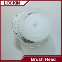 Wholesale Luxe Brush Head Deep Cleaning Pore System Replacement Brush Head Cap Replacement Head Compatible Skin Ultrasonic Brush With AAA Quality