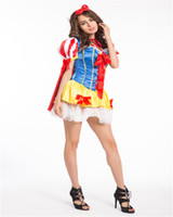 adult fairytale costumes - Adult Sexy Snow White Princess Fancy Dress Fairytale Storybook Costume