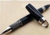 Wholesale New Office supplies Monte Black Diamond Classique Roller Ball Pen new pen
