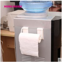 bamboo napkin holder - Magnetic paper towel holder oleopholic roll holder magnet table napkin holder