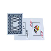 Wholesale Brand S5Q New Good Quality Plastic Daimonji Poker Size Entertainment Playing Cards AAAGCH