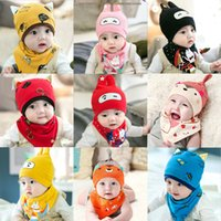 Wholesale Top quality froze New girls winter warm crochet caps workmanship girl And Boy fashion hat kids stingy brim hats N