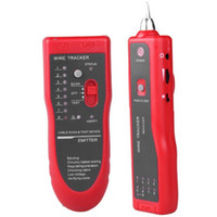 arrival scan - Telephone Phone Network Wire Cable Line Scan Tracker Toner Tester Tracer New Arrival