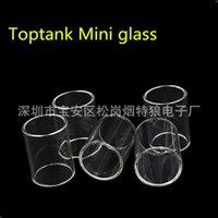 Wholesale Min Top Quality Replacement Toptank Mini Pyrex Glass Tube Kanger Toptank Mini Atomizer Topbox Mini Subvod Mega TC Kits