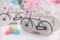 Wholesale Bicycle Candy Box Cartoon DIY Gift Creative Manual Boxes Paper Party Wedding Children Birthday