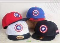 big bird cap - 20 design LJJK321 Kids cap Flat Adjustable hip hop visor snapback unisex newyork big boy Baseball Cap angry birds Captain America cap