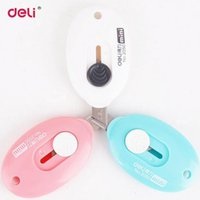 Wholesale Deli mini kawaii The utility knife Unpacketing pocket knife Letter opener Paper cutter You can carry a knife