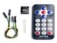 Wholesale JKLONG New Arrival Infrared IR Kits For Arduino Wireless Remote Control Module IR Kits arrival kit