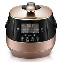Wholesale electric pressure cooker double bravery intelligent rice cooker L pressure cooker spec family expenses