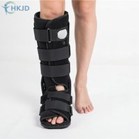 ankle walking brace - Medical Brace Professional Healthcare Products ROM Walker Inch Walking Boots Orthopedic Ankle Supports Medical Equipment