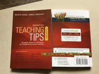teaching - McKeachie s Teaching Tips th Edition Free DHL shipping