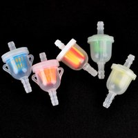 Wholesale 5x Mini Fuel Filter for Moto and Dirt Bikes Plastic