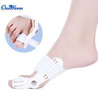 Wholesale Toe Corrector Big Toe Hallux Valgus Bunion Splint Straightener Bandage Foot Pain Relief