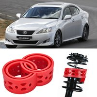 Wholesale 2pcs Super Power Rear Car Auto Shock Absorber Spring Bumper Power Cushion Buffer Special For LEXUS IS250