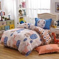 Wholesale Di Siya cotton Semi active printing bedding sheet