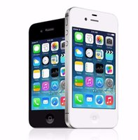 Wholesale Refurbished Original Apple iPhone s GB Cell Phones i4 quot IPS HD OS Dual Core A7 MP unlock