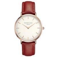 Wholesale Top Brand ROSEFIELD Men Womens Watches Luxury Watch Fashion Casual Watch Quartz Watch Female Clock Relojes Mujer Montre Femme armbandsur