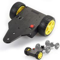 aluminum push cart - SK MS01 Slider Dolly Tractor Motorized Push Cart Trolley DSLR Camera Skate Track