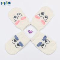 ankel socks - Baby ankel socks D eyes kids boat booties years pretty girls boys cotton cute angel socks