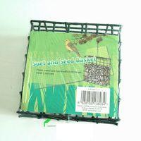 Wholesale European style wild bird feeder Outdoor bird feeders food container suet and seed basket