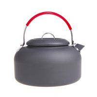 Wholesale 1 L Alocs Aluminum CW K03 Outdoor Kettle Camping Picnic Water Teapot Coffee Pot H10266