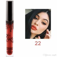 Wholesale Lip Gloss KL Lipstick With Lip Gloss Liquid Matte Lasting Makeup Colors Lip cosmetic