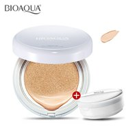 Wholesale Air Cushion BB Cream Sunscreen Concealer moisturizing foundation makeup bare Perfect Cover BB Cream Makeup Cosmetic Foundation