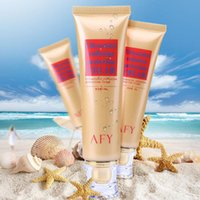 Wholesale 2016 new arrival AFY Ultraviolet radiation protection Cream Sun Block SPF30 g hydrating whitening nude make up travel necessary