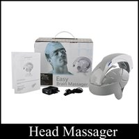 Wholesale New Massager Head Massager Humanized Electric Head Massager Healthcare Brain Massage Relax Easy Relive Pain Pressure Massage Tools