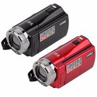 Wholesale Portable Video Camera P HD MP x Zoom TFT LCD Digital Video Camcorder Camera DV DVR Black Red