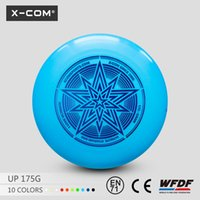Wholesale X COM China Ultimate Disc Games Designated professional ultimate Frisbee Disc Supply ultimate frisbee disc g