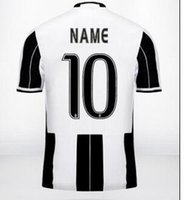Wholesale Personalized Gifts and Unique Gifts Thai Quality Customized Personal Jerseys Tops Searia Soccer Jersey Shirts Football Jerseys