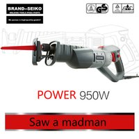Wholesale 950 w reciprocating saw horse inadvertently household electric saw portable electric saws wood electric tools bone saws