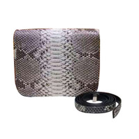 Wholesale The new snakeskin bag restoring ancient ways One shoulder aslant lady s bag