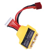 Wholesale Lithium Lipo Battery Balance Charger Twins Adapter Wire Cable Charge For x3S