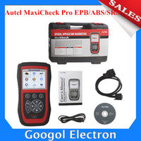 application scanning tools - Original Autel MaxiCheck Pro EPB ABS SRS SAS TPMS Function Special Application Diagnostics Update Online MaxiCheck EPB Scan Tool