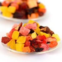 chinese dried fruit - New Artistic Chinese dried fruit flavored tea natural flower and fruit tea packing by bag
