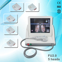 Wholesale 5 heads high intensity focused ultrasound hifu machine portable hifu machine