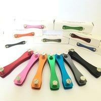 Wholesale Key Smart key chain key storage Key Smart creative gifts for aluminum alloy key rings