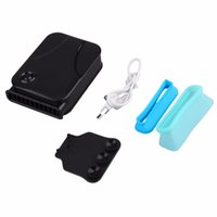 Wholesale Portable Mini Exhaust Air Cooler Perfume Radiator Cooling Fan For Notebook Laptop Black White Blue