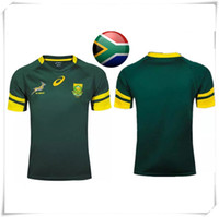 africa football - With Logo name AIG Super IWC SOUTH AFRICA Rugby jersey England football shirt teams Sport Cheap