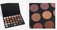 Wholesale MORPHE plate of Warm color eye shadow Palette MORPHE w t p35c