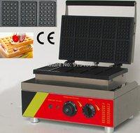 Wholesale v v Electric Commercial Belgian Waffle Maker Machine Baker