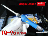 Wholesale Japan GOOT Repair Tools TQ Fast Thermal Electric Soldering Iron Input V Power Adjustable W Internal Heat Type