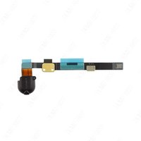 Wholesale 100 Original New Repair Parts For Apple iPad Mini headphone Audio Jack Flex Cable White Black Color