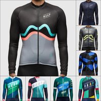 Wholesale MAAP Cycling Jerseys Tops Collection Colors Cycling Shirts Men Women Bike Wear Long Sleeve Winter Autumn Jerseys